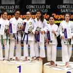 X Troféu Internacional de Judo Cidade de Santiago em Espanha