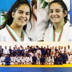 Atletas EJND no European Judo Open Women