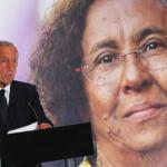 Última homenagem a Helena Lopes da Silva