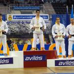 Boa prestação na Super Cup Avilés, Espanha
