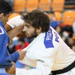 Miguel Pisco no Campeonato Europeu de sub23 em Gyor, Hungria