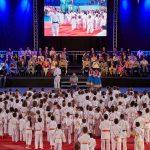 Respect Day 2019 no Pavilhão Multidesportivo de Odivelas no dia 1 de Junho