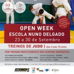 A END junta-se à Semana Europeia do Desporto com uma Open Week