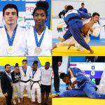 Judocas da EJND medalhados no Europeu de Cadetes de Fuengirola