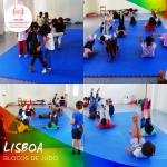 Início das aulas nos Blocos de Judo de Lisboa