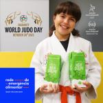 Ajudar quem mais precisa no Dia Mundial do Judo 2021.